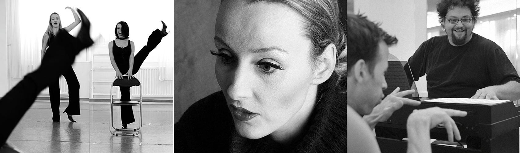 Stimmcoach, Gesangsunterricht und Bühnenpräsenz - Anja Hackl